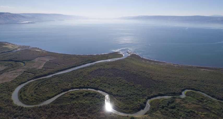 曾是耶穌施展神蹟之地,加利利海正等待救贖:碰上連年乾旱的以色列,該如何拯救水資源?