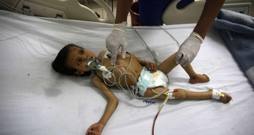 「我們將他放進早產兒保溫箱,但他死在裡頭!」停電缺藥、醫師出走、病童等死…葉門醫療悲歌 南方大城亞丁公立醫院化為人間煉獄