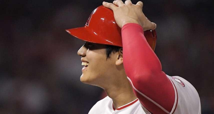 MLB》大谷翔平三分砲祝賀神鱒生日 本季12轟與貝比魯斯齊名