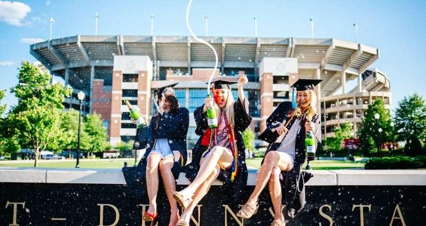 青春熱血的大學生活即將展開!四年內必做的8件事,沒做可是會遺憾一輩子啊