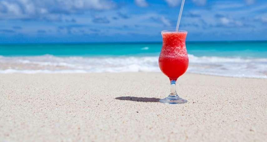 就是不想喝白開水!換喝這5種風味飲, 想消暑、清宿便都不成問題