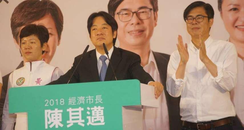 站台力挺陳其邁 賴清德「代表行政院」宣布橋頭科學園區啟動