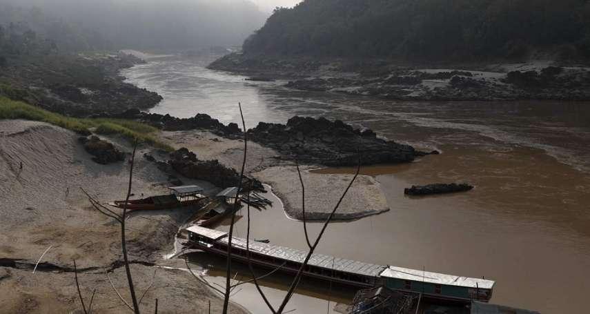 湄公河生態浩劫》急流爆破、建壩發電,中國主導開發中南半島「母親之河」