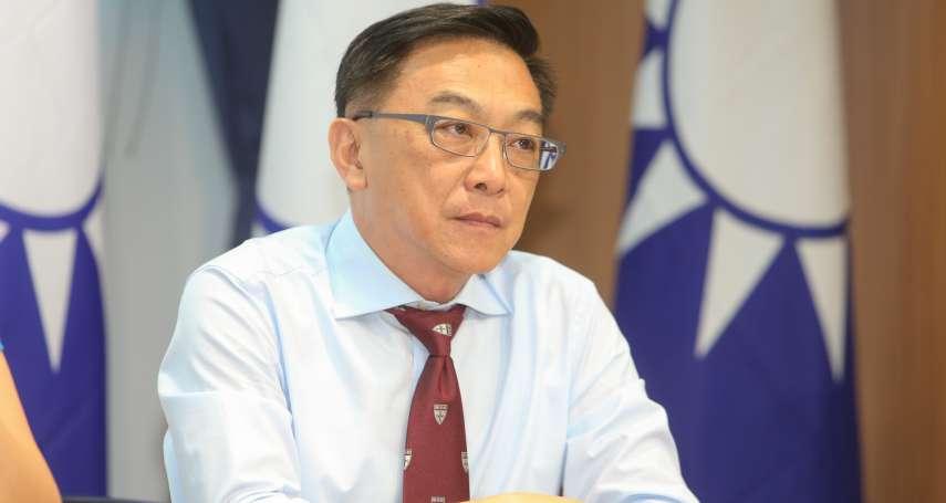 「讓韓國瑜市長好做事」陳宜民宣布參選高雄鳳山區立委