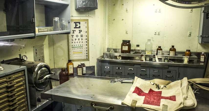 深入險境救人反被殺害、俘虜!在無國界醫生組織工作的他嘆:武裝分子連醫院都不放過