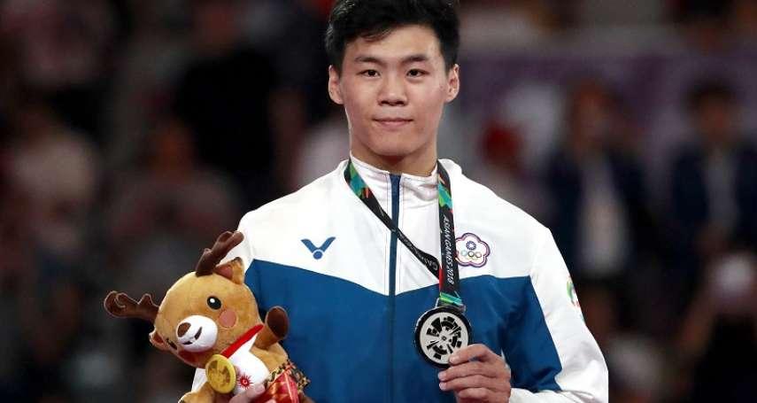 全運會》唐嘉鴻全運會體操超狂 個人席捲5金成最大贏家