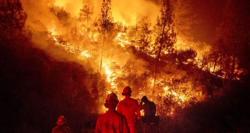 親歷美國加州史上最大山火—拿命與自然搏鬥的人