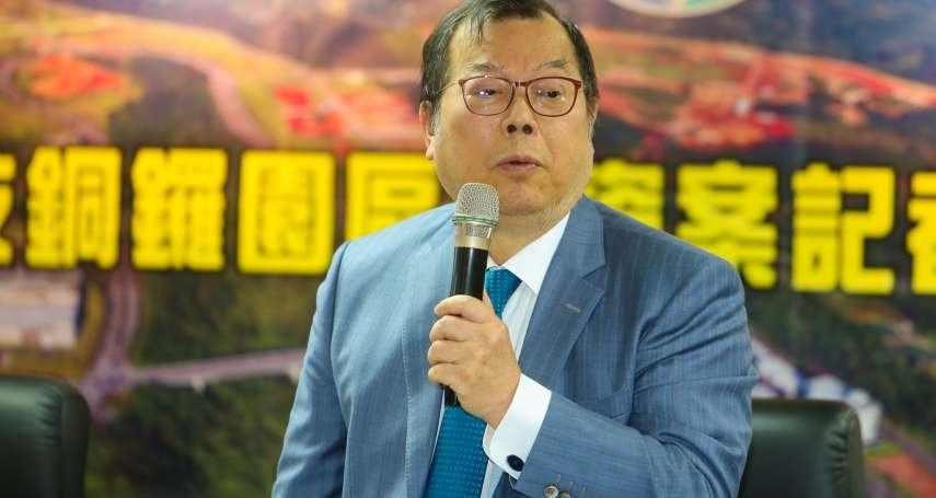大起大落後根留台灣 力晶創辦人黃崇仁:不管多大逆境,我從不唱衰台灣