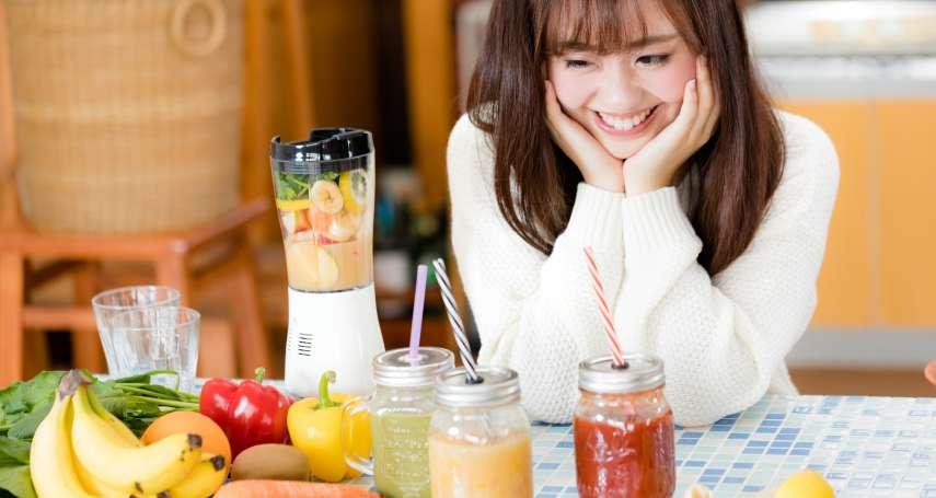 網傳每天喝一杯紅蘿蔔汁,就能改善脂肪肝?營養學教授打臉謠言:做好這3件事更重要!