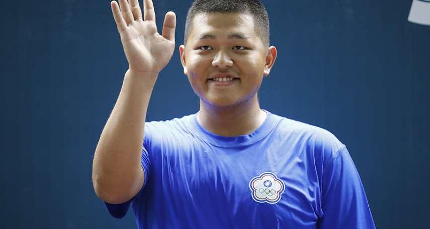 奧運》射擊好手楊昆弼二度拚奧運 為好成績目標瘦身 20 公斤