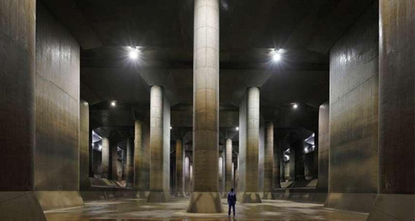 東京防洪地下神殿「首都圈外郭放水路」,8月起大增參觀名額!