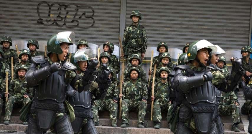 中國承認在新疆設立「職業訓練所」 美國會議員:等於承認囚禁百萬人