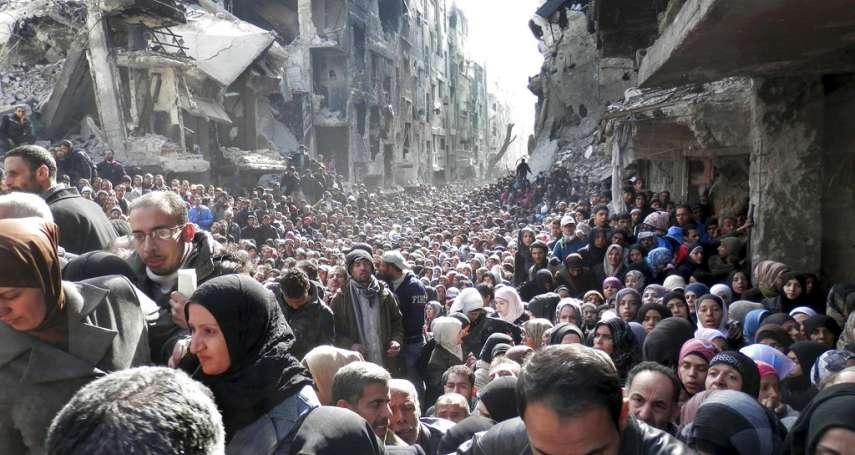 川普力挺以色列、壓迫巴勒斯坦!美國斷絕人道援助經費,500萬巴人難民首當其衝