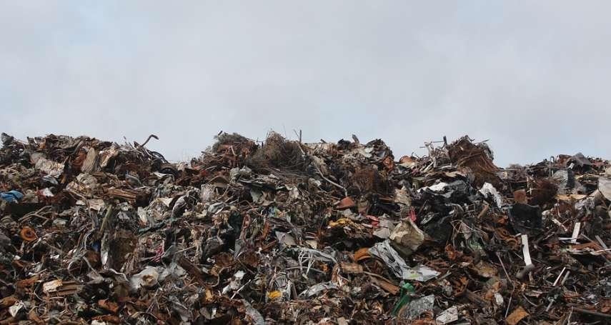 中國不收,西方國家就把垃圾往台灣丟?他用這個角度告訴你,台灣人並沒有「被欺負」