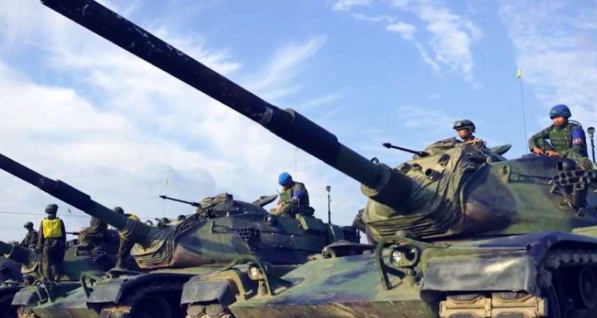 劉性仁觀點:政府不相信軍人是國家最大的危機