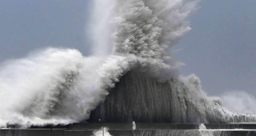 山林解禁》《國賠法》配合修法 颱風天登山觀浪恐「沒得賠」