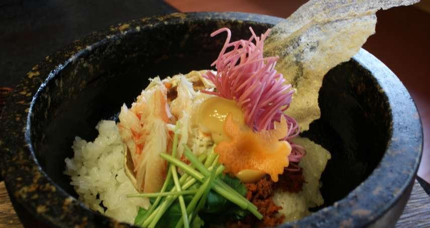 日本食文化的最高境界!來自溫泉鄉的特色料理——「加賀螃蟹飯」