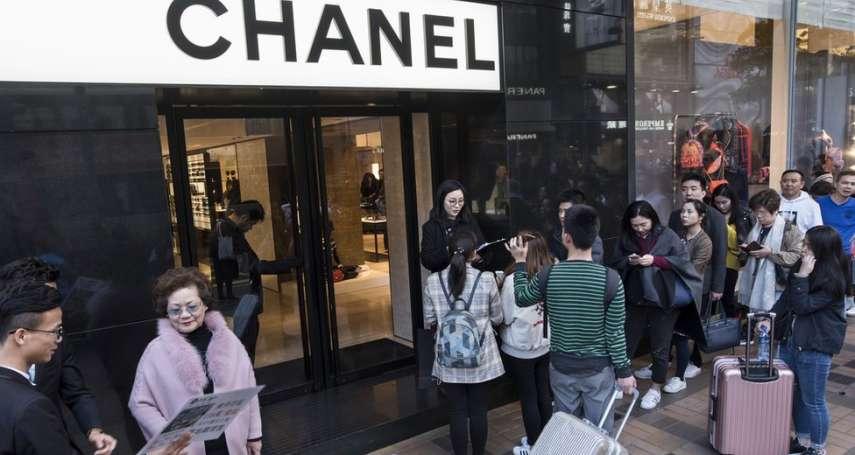 華爾街日報》人回來了,但消費力還沒⋯⋯全球品牌盼中國消費者花錢 可能尚需時日