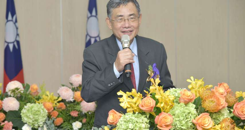 吳宗榮接任港務公司董事長 期望拓展事業版圖