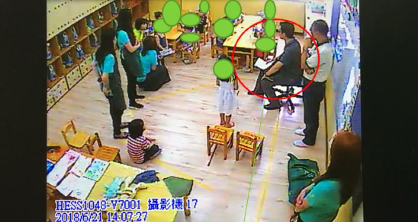 濫權檢察官林俊佑帶刑警闖幼兒園「辦案」 監院12比0票全數通過彈劾