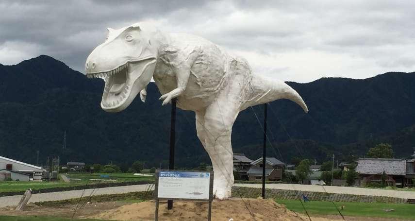 日本親子行推薦景點!福井縣立恐龍博物館,「超強展品」包準大人小孩都玩瘋!