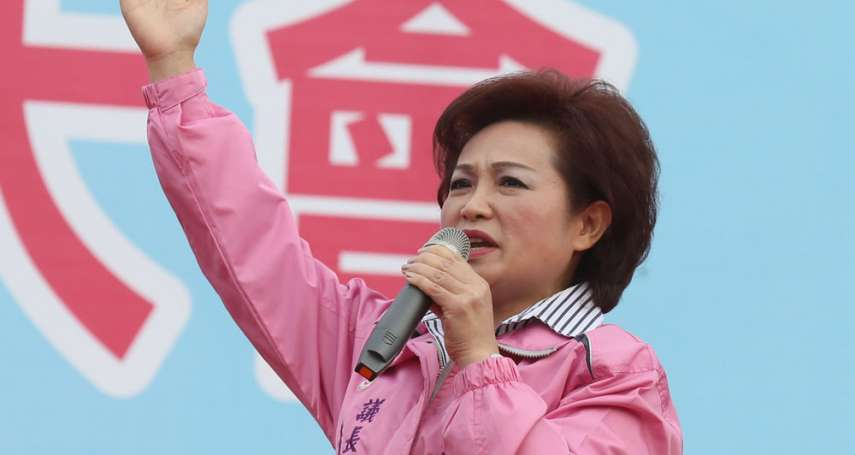 蕭淑麗出招 呼籲蔡英文、賴清德挺愛家公投