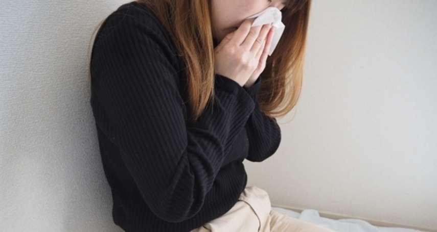 長期鼻過敏不但會有黑眼圈,還是偏頭痛元凶!醫生分析:這3個壞習慣惹的禍