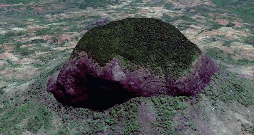 地球上最後的「祕密花園」!探秘東非利科山巔的「失落雨林」…