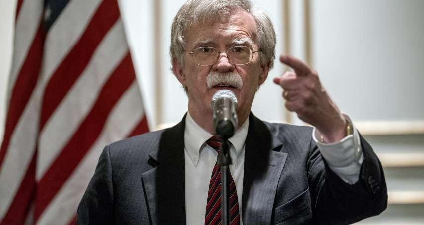 美軍凌虐阿富汗戰俘面臨國際刑事法庭調查 國家安全顧問波頓恐嚇:ICC敢出手就會遭到報復