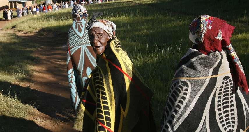 「傳統文化只是壓迫工具!」女兒無權繼任酋長?賴索托女子挑戰性別歧視陋習
