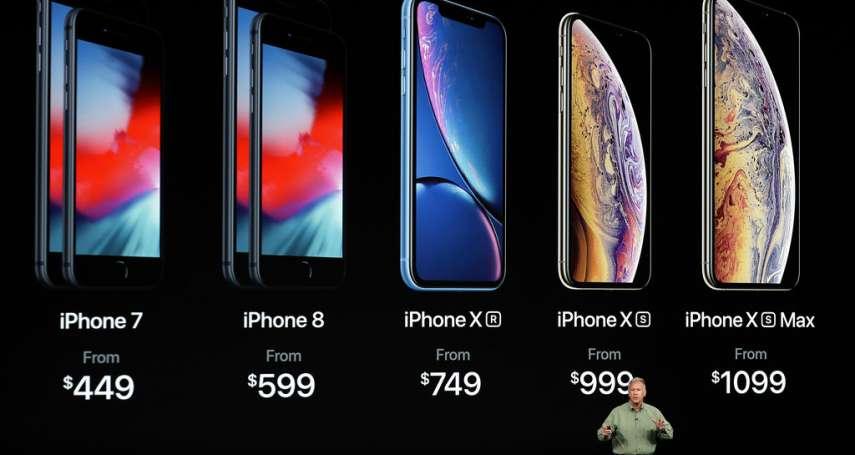 楊建銘專欄:蘋果真是華爾街寵兒?