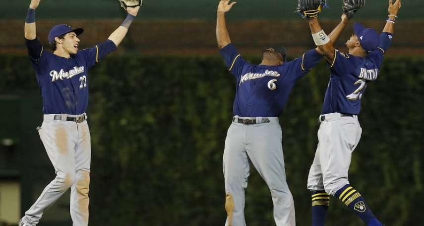 MLB》釀酒人打出激情 主場觀眾可望突破280萬