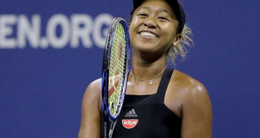 擠下小威廉絲!22歲日本網球好手大坂直美年收入逾11億 寫下全球賺最多女運動員紀錄
