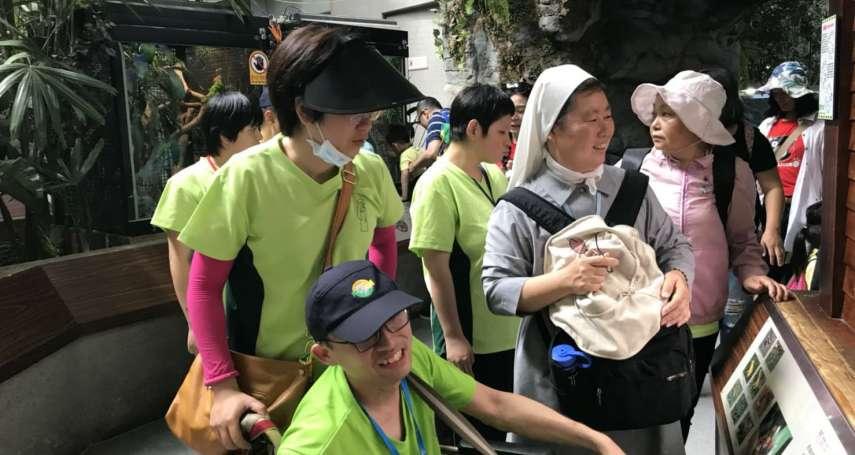 來自南韓的「泡菜修女」為慢飛天使奉獻20年 今天獲頒身分證成為台灣人!