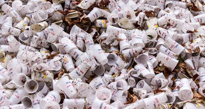 生質塑膠不能回收,根本是假環保?專家破解台灣人對生物可分解塑膠最常見迷思
