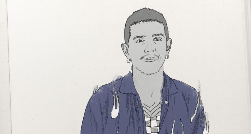 打造兒童夜店、怪獸遊樂場 澳菲混血藝術家賈斯汀編故事傳遞LGBT、移民、跨文化理念