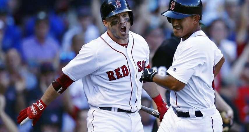 MLB》林子偉二壘安跑回致勝分 迪格隆又白忙一場
