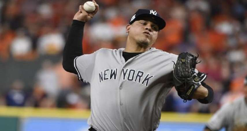 MLB》巴坦希斯提油救火 洋基勝利被藍鳥叼走