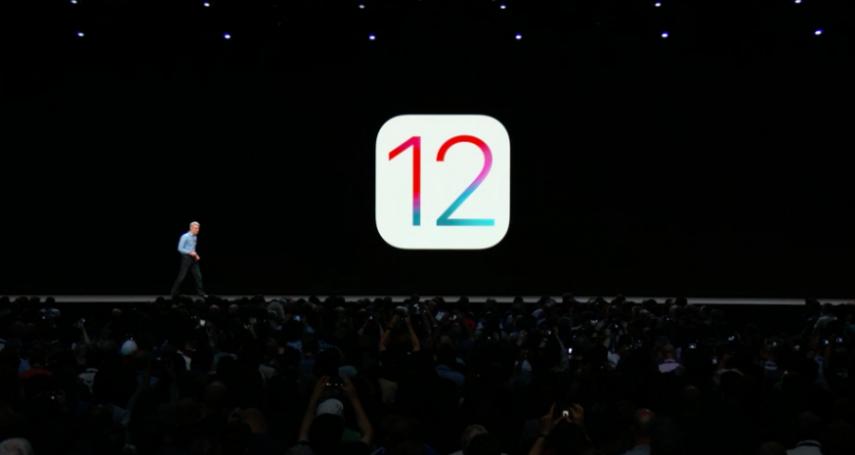 蘋果iOS 12可以下載啦!5大新功能搶先看!