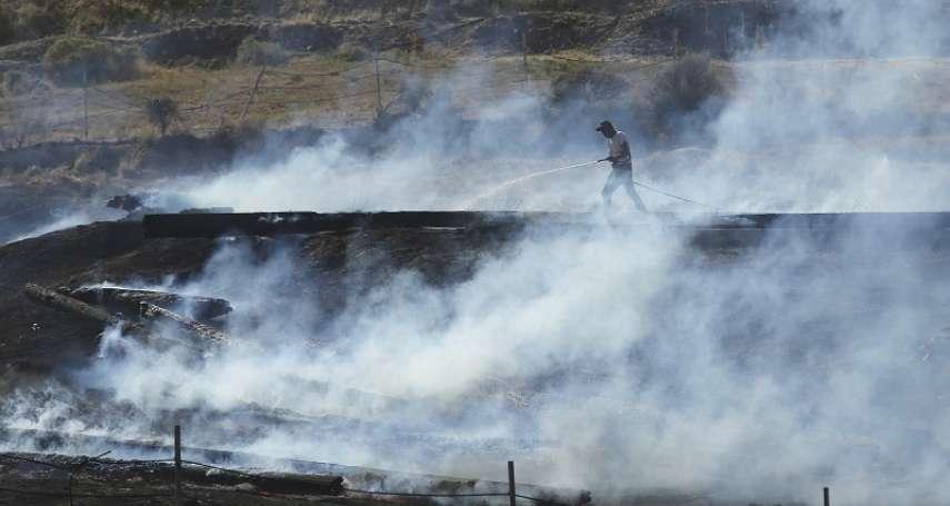 猶他州森林大火越燒越烈 超過6000人被迫撤離