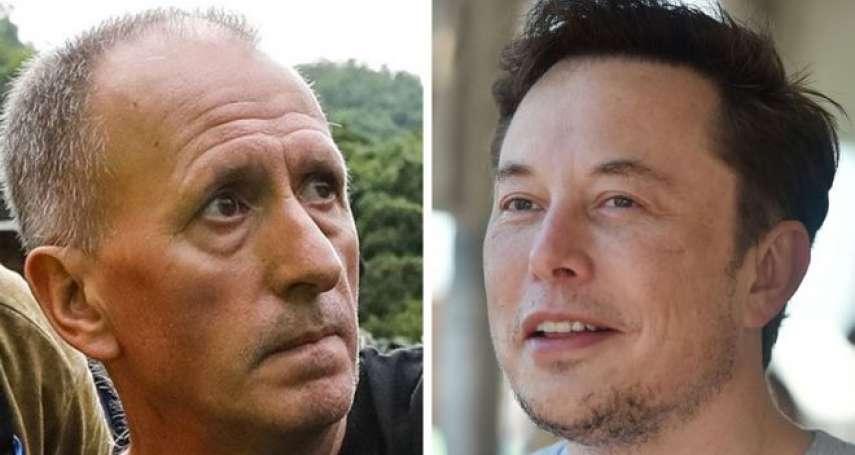 特斯拉CEO大嘴惹禍:泰國足球隊救援英雄是「戀童癖」?受辱潛水員將馬斯克一狀告上公堂