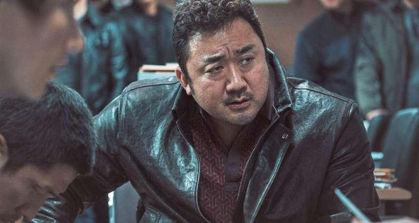 演綠葉卻比男主角更耀眼!看過韓國「最強大叔」馬東石5部電影,絕對被他的鐵漢柔情迷倒