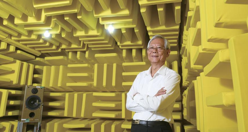 3坪大房間竟創造百億產值!台灣「揚聲器大廠」公開吸引iPhone、Nokia屢下訂單的秘訣
