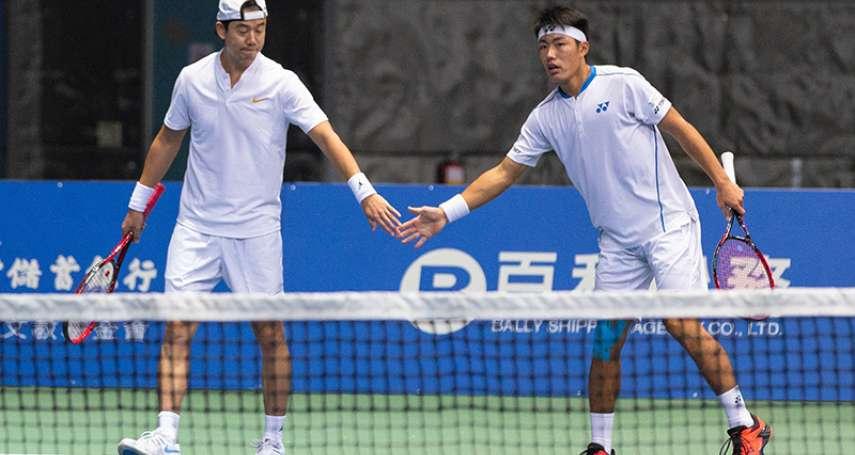 網球》海碩盃孟菲爾斯闖8強 曾俊欣、莊吉生相繼出局