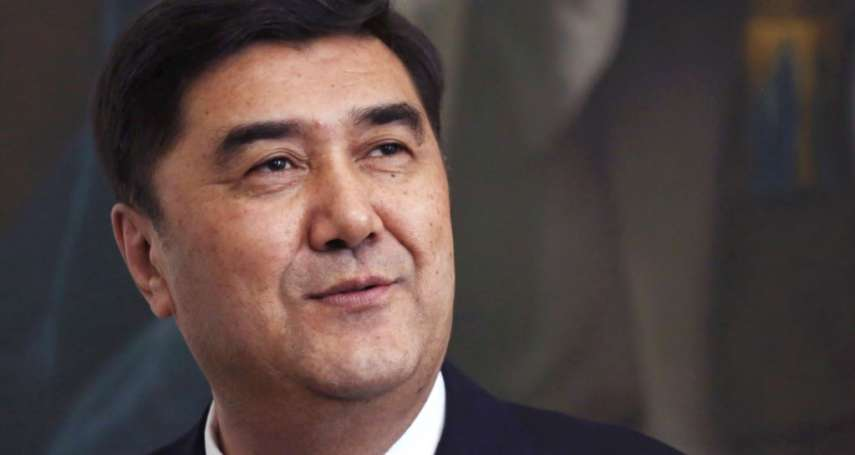中國公職官位最高維吾爾族人落馬 國家能源局長努爾白克力涉違紀遭查