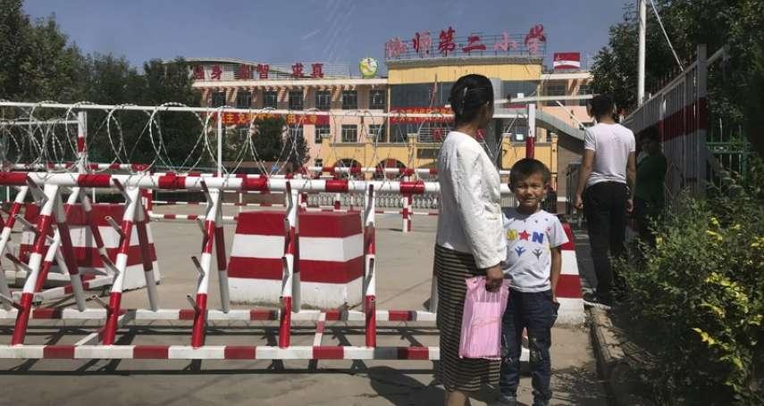 「受訓者沒想到生活如此有滋有味,當地邪氣都下降了!」新疆維吾爾自治區主席把「再教育營」吹上天