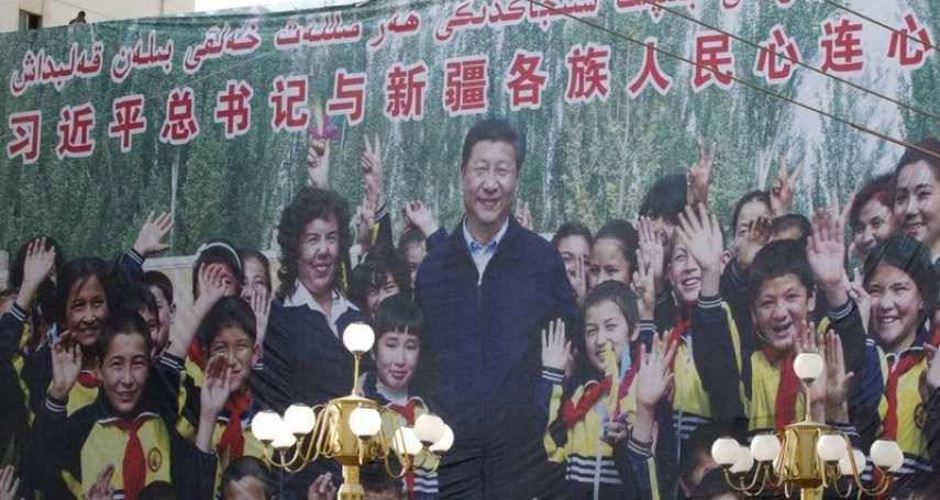 新疆「再教育營」畫面央視首度曝光!維吾爾學員:黨和政府及時發現了我、救了我