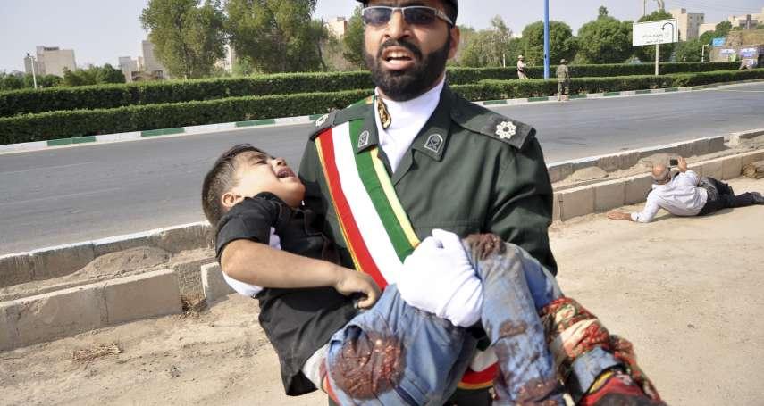 伊朗閱兵儀式遭血洗!槍手假扮軍人掃射群眾釀25死、逾60傷 親沙烏地阿拉伯恐怖組織坦承犯案