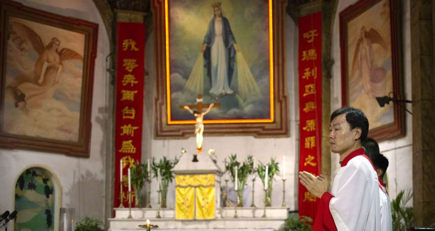 中梵主教任命協議》香港樞機陳日君痛批:協議完全保密,要教徒「像死屍般服從」?