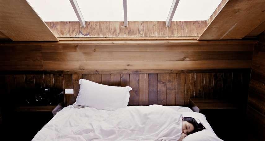 你有睡飽嗎?日本40多歲國民半數睡不到6小時 專家:睡不夠心臟恐出問題
